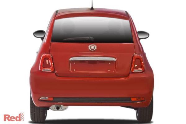 Fiat 500 Pop 500 Series 6 Pop auto hatch from $21,450 drive away