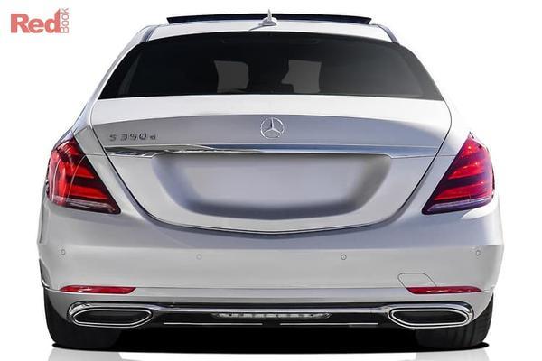 Mercedes-Benz S-Class S350 d Mercedes-Benz passenger cars - Finance Offer available