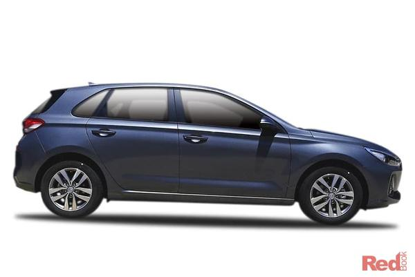 Hyundai i30 Active i30 Active 2.0 petrol manual hatch from $22,990 drive away