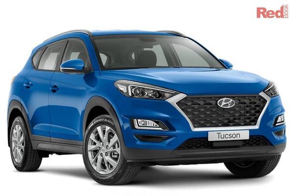 Hyundai Tucson Active Tuscon Active 2.0 2WD petrol manual from $28,990 drive away