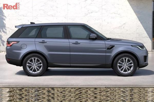 Land Rover Range Rover Sport SDV6 183kW
