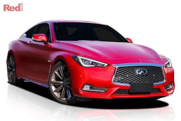 INFINITI Q60 Red Sport Q60 Red Sport Coupe 3.0T from $72,888 drive away including Metallic Paint