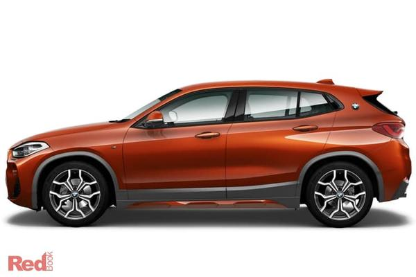 BMW X2 sDrive18i Selected new X-Range models - Complimentary Stamp Duty, Complimentary 12 months' registration and Complimentary CTP Insurance (exc. Victoria)
