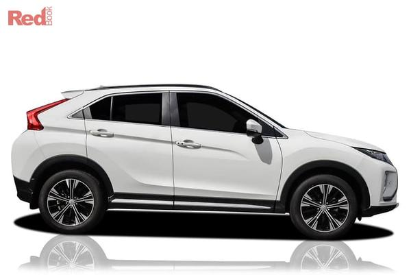 Mitsubishi Eclipse Cross Exceed MY19 Eclipse Cross 2WD Exceed CVT from $38,490 drive away