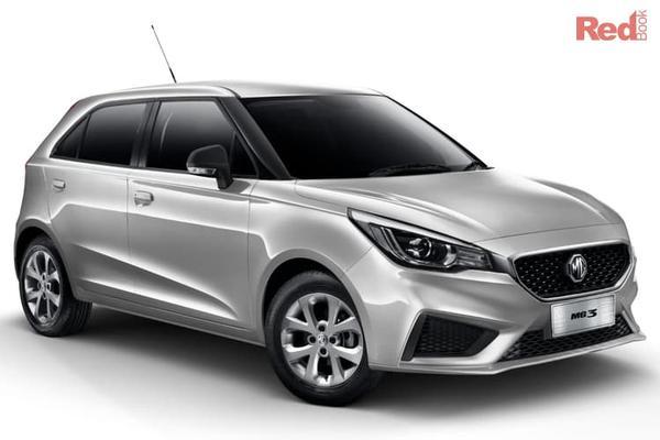 MG MG3 Core MG3 Core petrol auto from $15,990 drive away