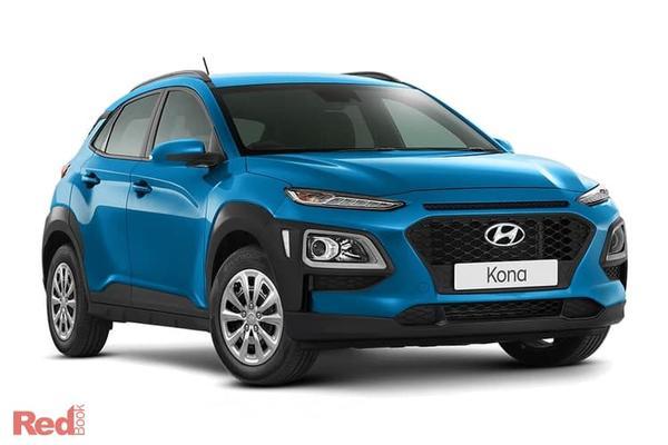 Hyundai Kona Go Kona Go 1.6T petrol auto from $29,490 drive away + $1000 Factory Bonus