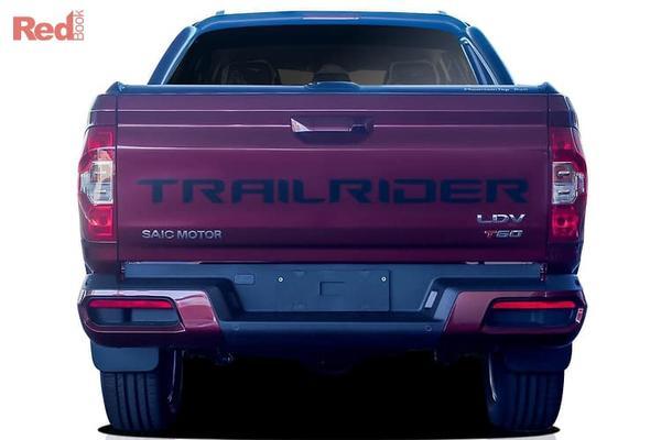 LDV T60 Trailrider