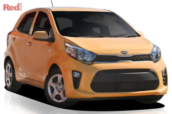 Kia Picanto S Picanto S automatic from $16,790 drive away