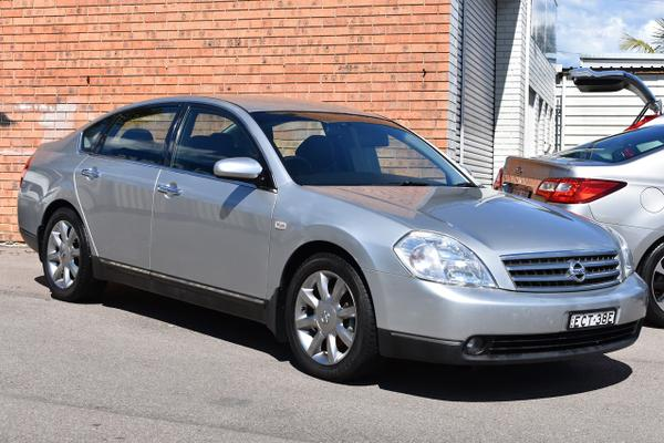 Used car review: Nissan Maxima 2003-05