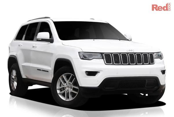 Jeep Grand Cherokee Laredo MY18 Grand Cherokee Laredo 4x4 3.6L petrol from $55,450 drive away