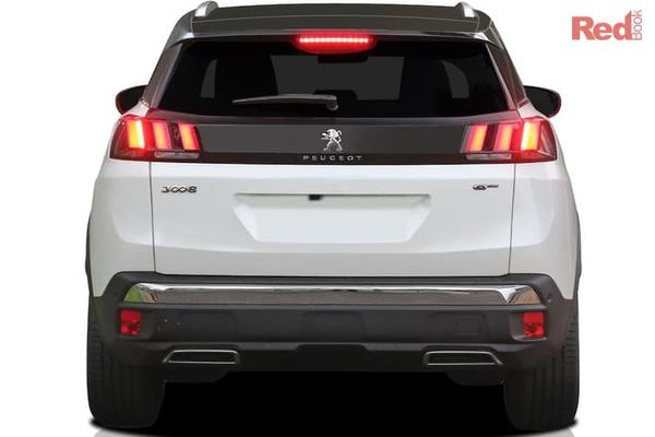 Peugeot 3008 GT MY19 3008 GT SUV from $51,990 drive away