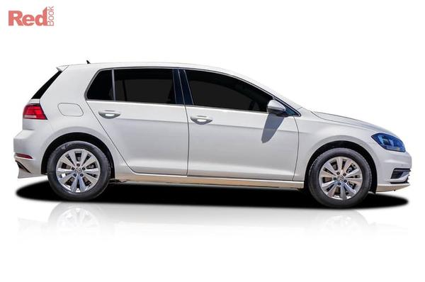 Volkswagen Golf 110TSI Golf 110TSI Trendline manual from $24,990 drive away