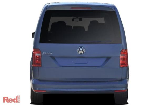 Volkswagen Caddy TSI220 Caddy Maxi Trendline LWB TSI220 DSG from $36,990 drive away