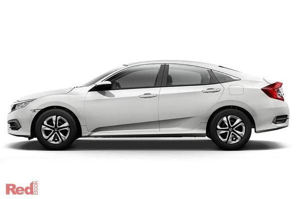 Honda Civic VTi MY18 Civic Sedan VTi auto from $24,990 drive away with 7 Year Unlimited KM Warranty & 7 Year Premium Roadside Assist