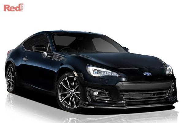 Subaru BRZ Premium Selected Subaru models - Free registration and CTP