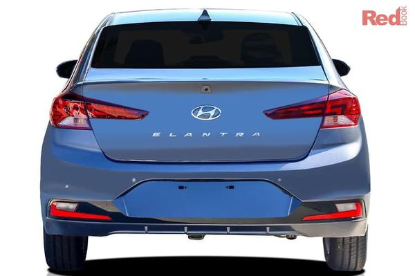 Hyundai Elantra Active