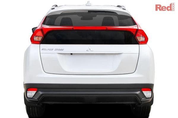 Mitsubishi Eclipse Cross ES Eclipse Cross 2WD ES CVT from $28,490 drive away