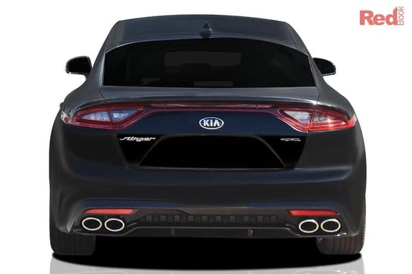 Kia Stinger GT-Line Stinger GT-Line automatic from $59,490 drive away, Finance Offer available