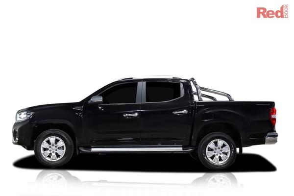 LDV T60 LUXE T60 LUXE Dual Cab Ute auto from $35,490 drive away with $2,000 Prepaid VISA Card (ABN Holders only)