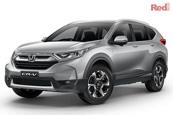 Honda CR-V 50 Years Edition CR-V 50 Years Edition from $34,990 drive away