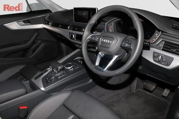 Audi A4 allroad Selected A4 models - Finance Offer available