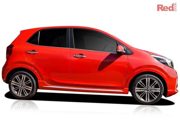 Kia Picanto GT-Line Picanto GT-Line automatic from $18,290 drive away