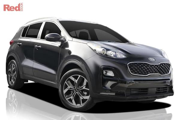 Kia Sportage Si MY19 Sportage Si Premium petrol from $31,990 drive away, Finance Offer available