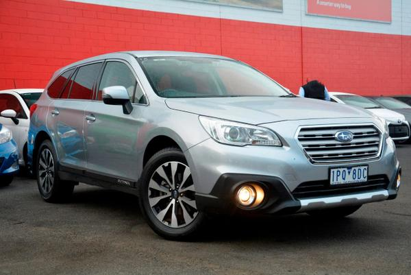 2017 Subaru Outback range review - The Sweet Spot: Subaru