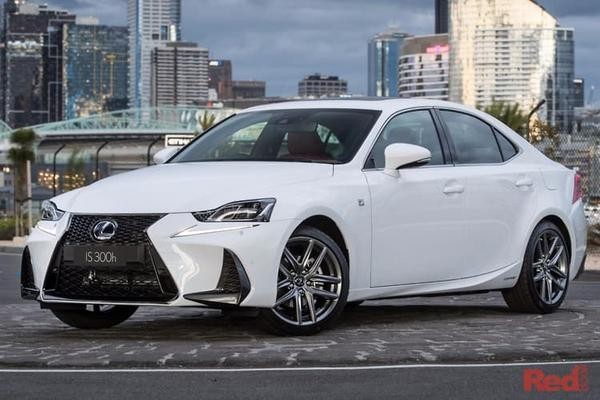 Lexus IS300h F Sport