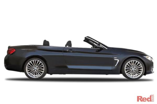 BMW 430i Luxury Line