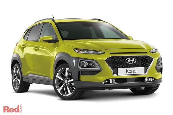 Hyundai Kona Highlander Selected Kona models - $1000 Factory Bonus