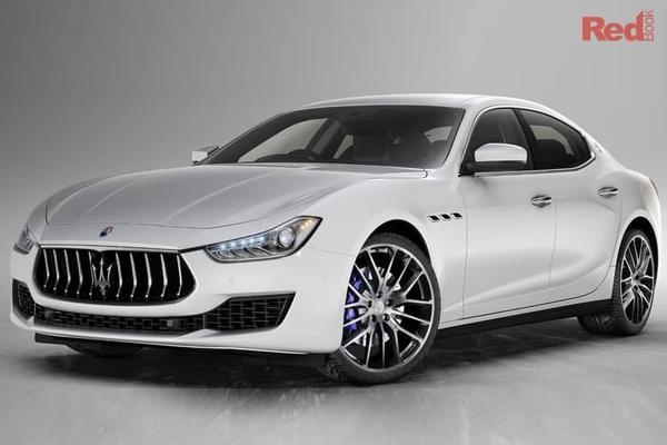 Maserati Ghibli Scatenato
