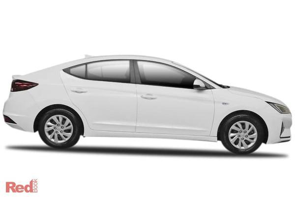 Hyundai Elantra Go Elantra Go petrol auto from $22,990 drive away