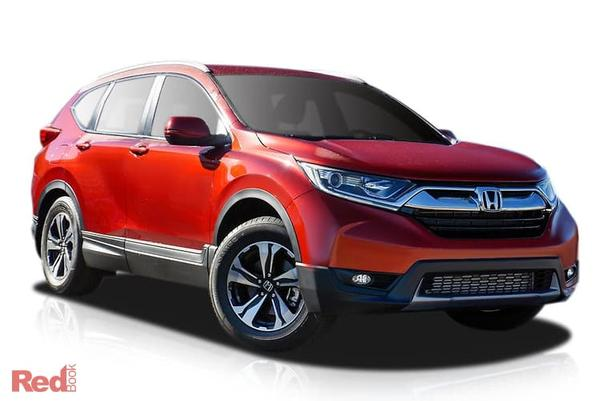 Honda CR-V VTi CR-V VTi 2WD from $33,590 drive away with Exclusive Service Pack