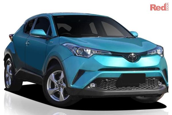 Toyota C-HR  C-HR 2WD petrol auto from $30,990 drive away including Metallic Paint, Finance Offer available