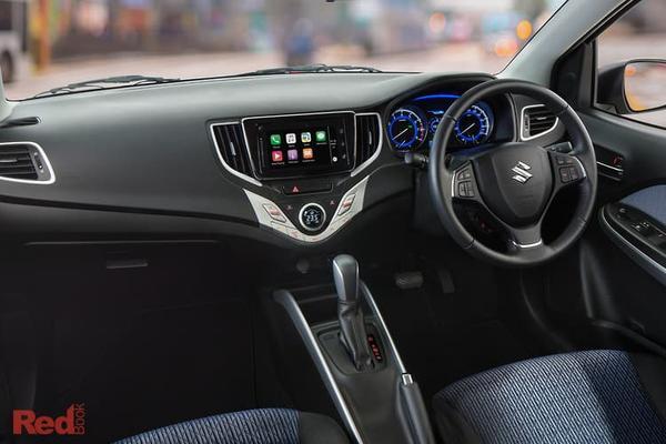 Suzuki Baleno GL Baleno GL manual from $15,990 drive away