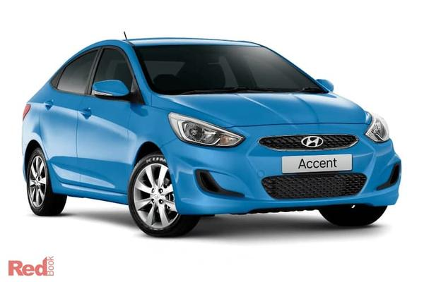 Hyundai Accent Sport Accent Sport petrol automatic hatch/sedan from $17,490 drive away