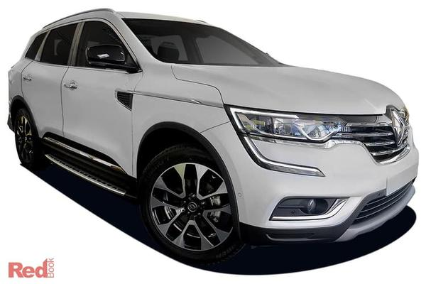 Renault Koleos Formula Edition Koleos models - 7 year/Unlimited km Warranty + 3 Years Free Service and Finance Offer available