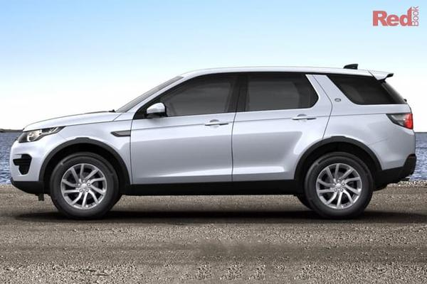 Land Rover Discovery Sport Si4 177kW Selected Discovery Sport models - 5 Year Servicing, 5 Year Warranty and 7 Seat Upgrade