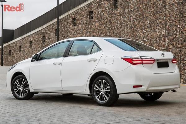Toyota Corolla SX