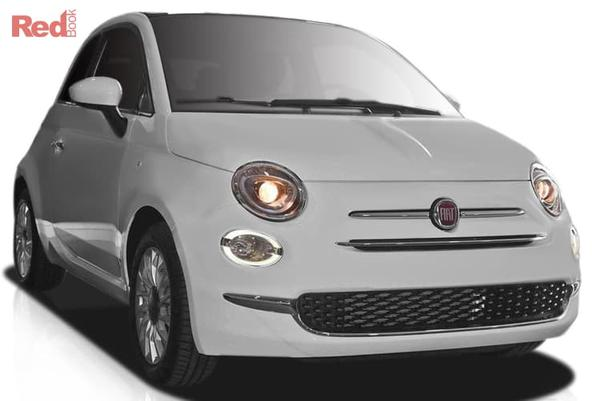 Fiat 500C Lounge 500C Series 6 Lounge manual convertible from $25,950 drive away