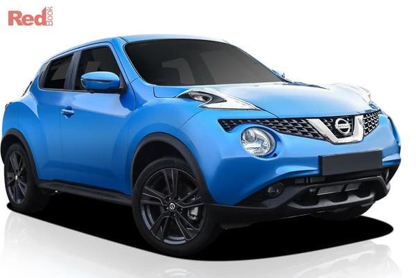 Nissan JUKE Ti-S JUKE 4WD Ti-S 1.6L auto - 7 Year Warranty & Roadside Assist plus bonus $500 EFTPOS Card
