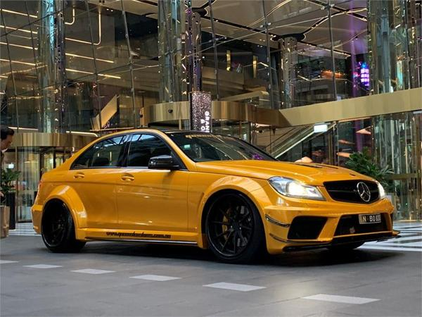 Mercedes-Benz C63 AMG used car review