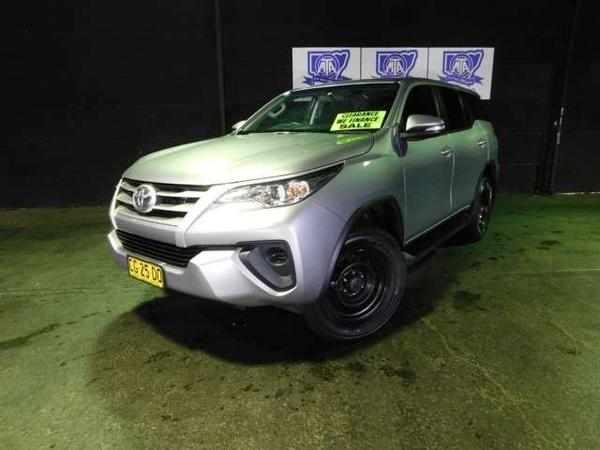 Ford Everest v Toyota Fortuner head to head comparison