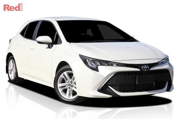 Toyota Corolla Ascent Sport Selected Corolla Hatch petrol & hybrid models - Finance Offer available