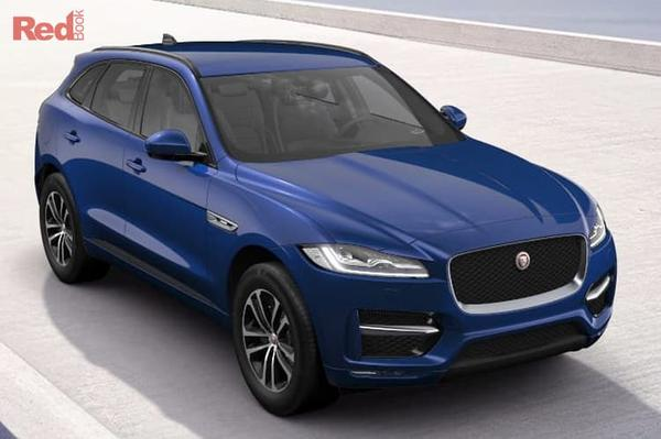 Jaguar F-PACE 30t F-PACE models - Savings equivalent to the GST