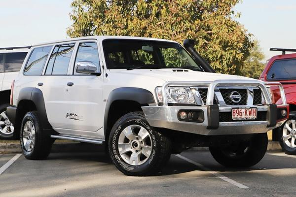 Nissan Patrol Cab Chassis update includes 3 0-litre turbo