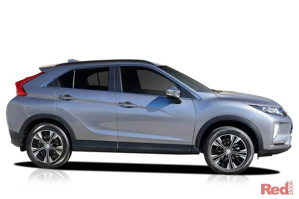 Mitsubishi Eclipse Cross ES MY19 Eclipse Cross 2WD ES CVT from $29,990 drive away