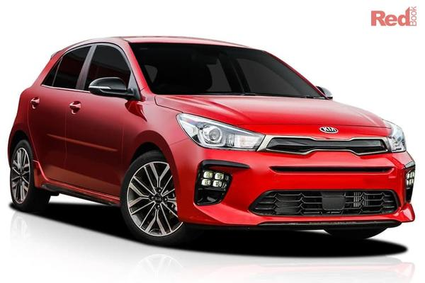 Kia Rio GT-Line MY19 Rio GT-Line DCT from $22,990 drive away