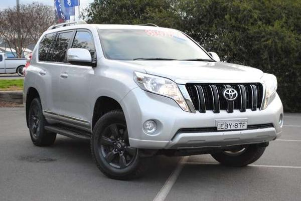 2016 Toyota Prado VX road test review